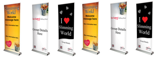 Custom Slimming World Roll-ups