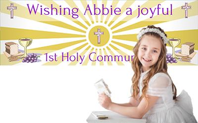 Communion Banners