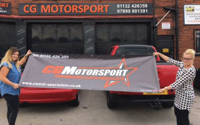 Motoring Banners