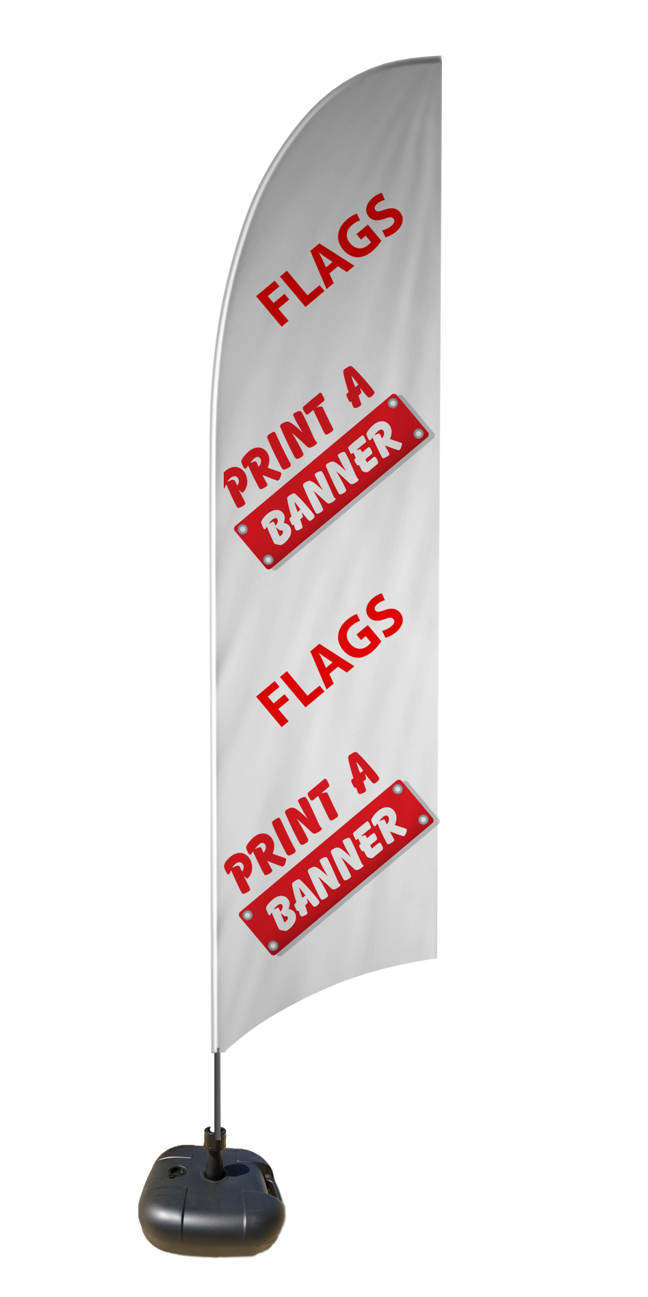 Feather Flags for Advertising and Promotions