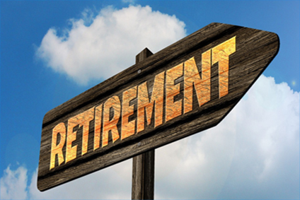 Custom Retirement Banners